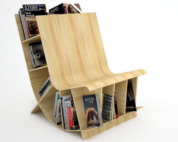 Las sillas definitivas para los amantes de la lectura - Sillon para leer ...