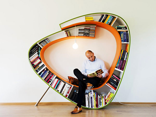 silla para los amantes de los libros