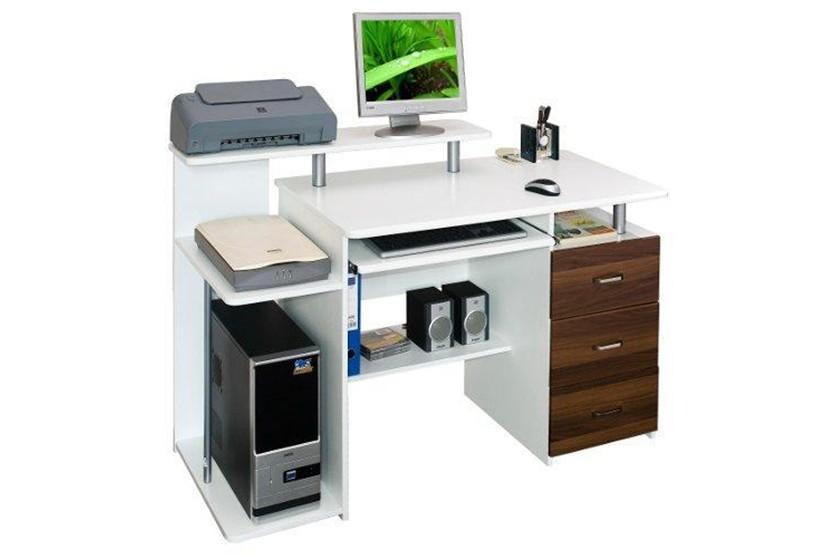 Tipos de mesas peque as para ordenador for Mesas ordenador para espacios pequenos