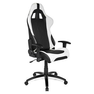Las mejores sillas de escritorio racing for Silla escritorio baquet