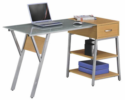Qu mesa es mejor para un ordenador port til for Diseno de mesa de computadora