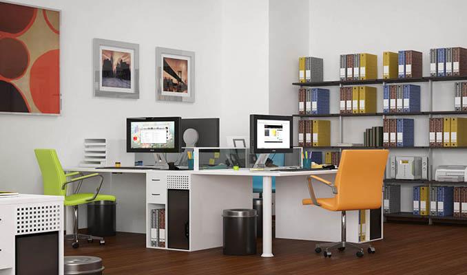 Como Conseguir Un Buen Feng Shui En La Oficina Ofisillases - Feng-shui-en-la-oficina
