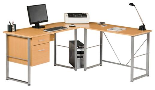 Las 5 mesas de escritorio m s elegantes para despacho - Mesa de escritorio ...