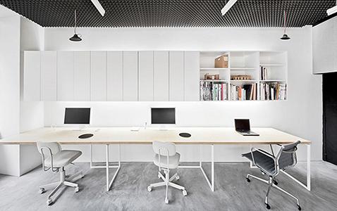 7 tipos de arquitectura de oficina actual for Arquitectura de oficinas modernas