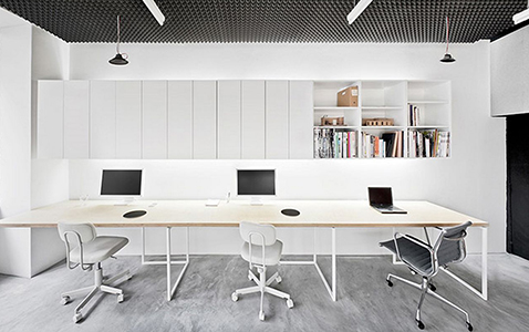 7 tipos de arquitectura de oficina actual for Imagenes de arquitectura minimalista