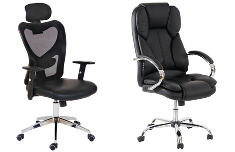 sillas de oficina altas