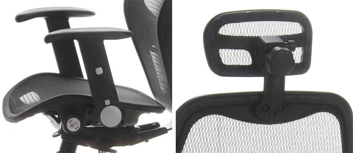 5 accesorios para silla de oficina for Asientos de oficina