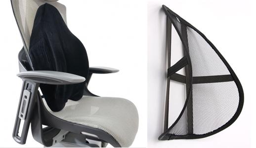 5 accesorios para silla de oficina