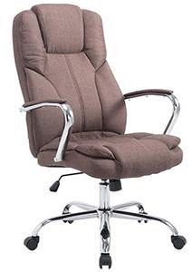 Виды офисных стульев в элегантной ткани