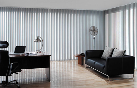es buena idea usar cortinas para oficinas