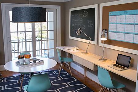 7 consejos para decorar un despacho pequeño - Ofisillas.es: Ofisillas.es