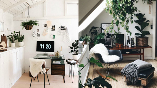 7 consejos para decorar un despacho peque o - Decorar despacho pequeno ...