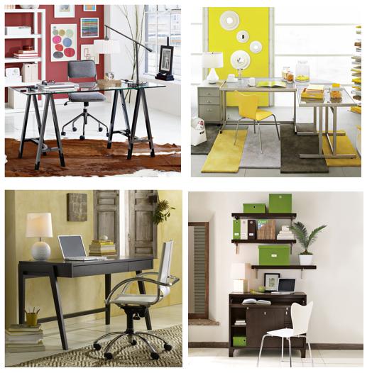 C mo decorar un despacho en casa for Ideas despacho en casa