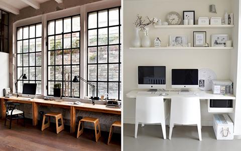M ntate un despacho para dos en casa - Despacho en casa ...