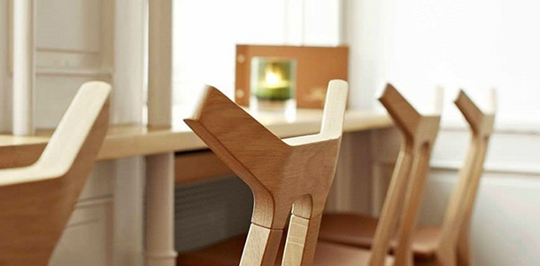 Trucos de decoraci n oficinas estilo n rdico for Muebles para oficina estilo minimalista