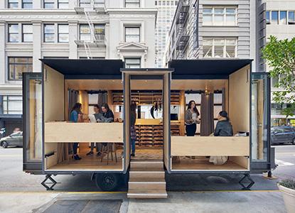 oficinas modulares prefabricadas para negocios