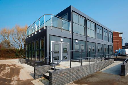 Retail Modular Buildings For Sale