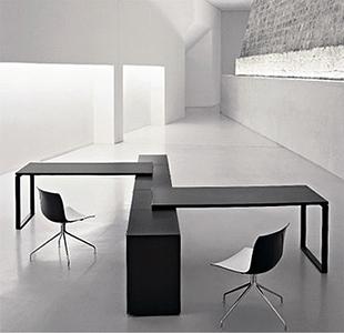 Claves del dise o de oficinas modernas for Imagenes de oficinas minimalistas