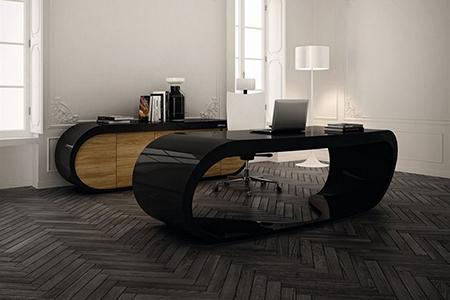 Las Mesas De Oficina Modernas Más Espectaculares