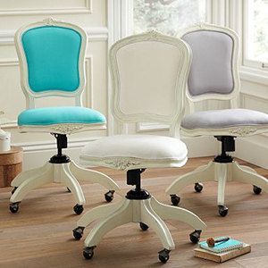 C mo tapizar una silla de oficina for Sillas para inicial
