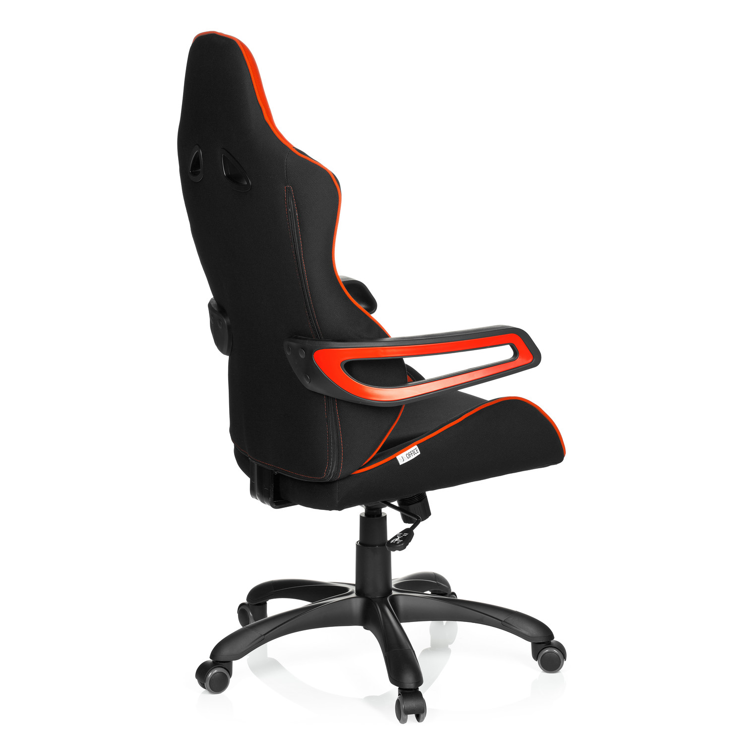 Silla gaming racer pro ii uso 8h color rojo negro silla for Silla ordenador gaming