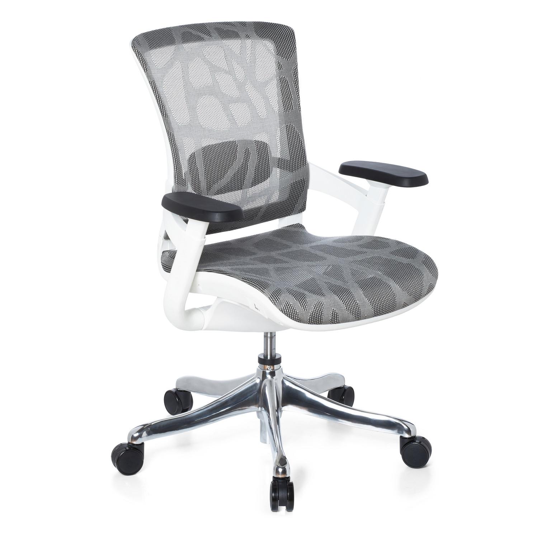 Silla ergon mica airgus malla gris soporte lumbar for Sillas ergonomicas con apoyo lumbar