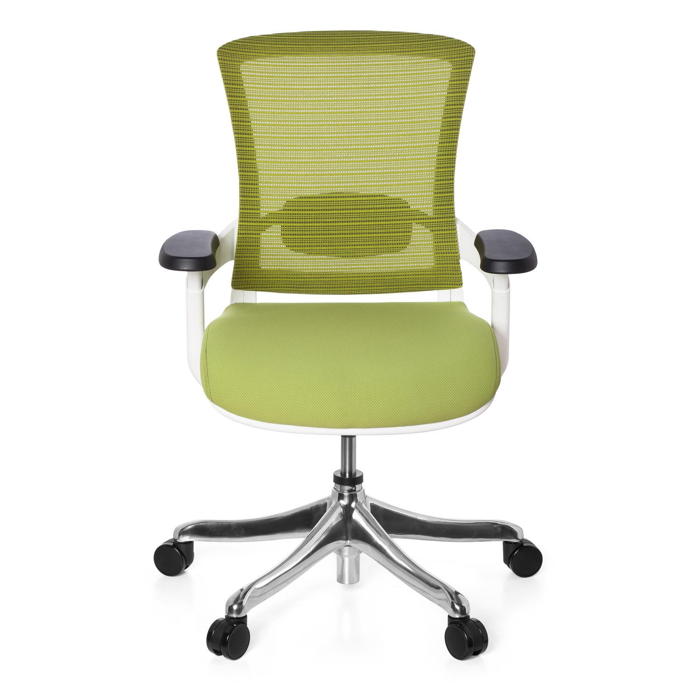 Silla ergon mica airgus tela verde soporte lumbar for Sillas ergonomicas con apoyo lumbar