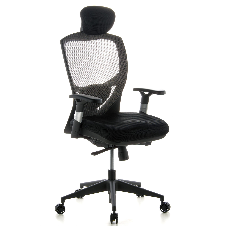 Silla ergon mica venus tela ajustable 100 en tela gris - Tela para sillas ...