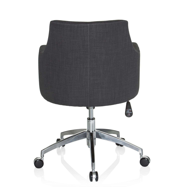 Silla de oficina shape 200 acolchada gris oscuro silla for Sillas de oficina ofertas