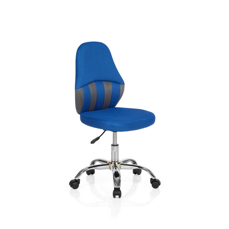 Silla para ni os vanda ergon mica base met lica en azul y gris silla para ni os vanda - Sillas escritorio ninos ...