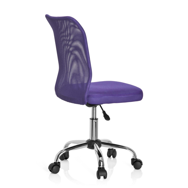 Silla escritorio juvenil junior malla en malla color - Silla para escritorio en dormitorio juvenil ...