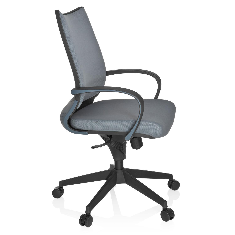 Silla de oficina dorado soporte lumbar en azul for Soporte lumbar silla oficina