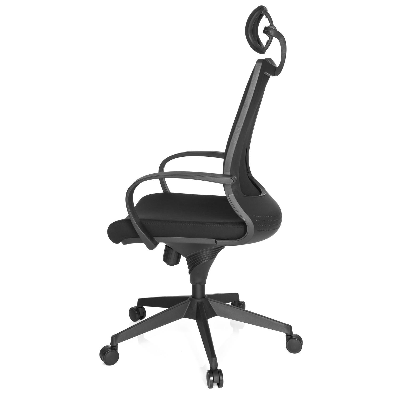 Silla de oficina dorado max reposacabezas soporte lumbar for Soporte lumbar silla oficina