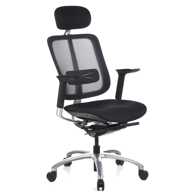 Silla de oficina ergon mica zoom 360 ajustable malla for Diseno de silla ergonomica