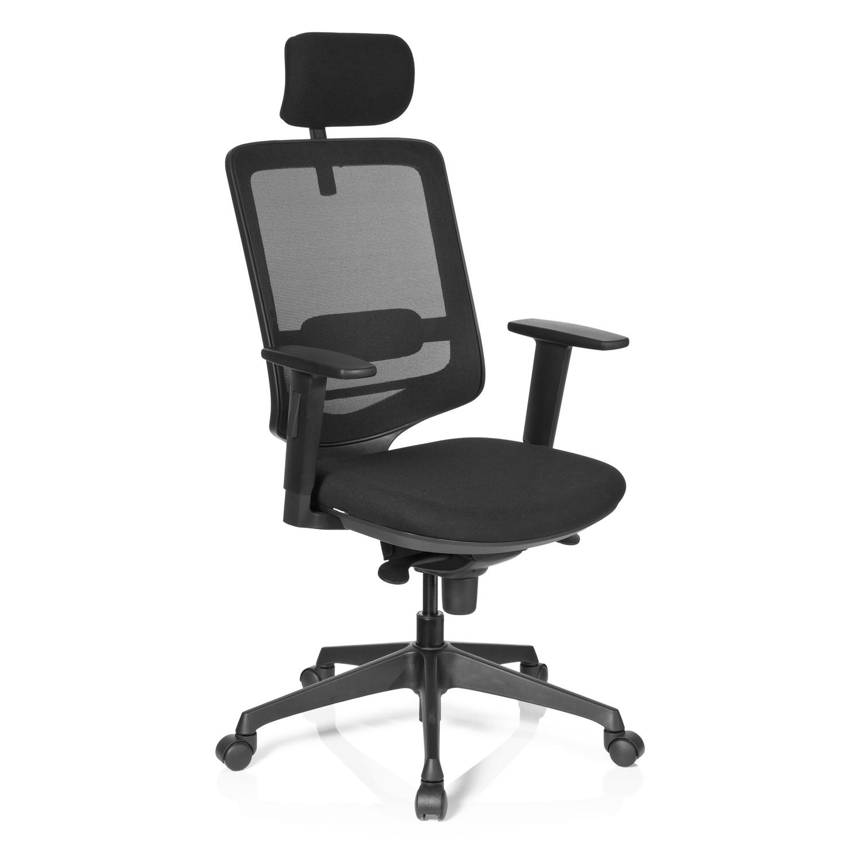 Silla de oficina ergoman elegante dise o ergon mico en for Soporte lumbar silla oficina