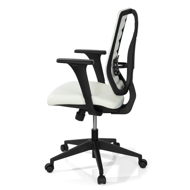 Silla ergonomica ergo back apoyo lumbar acolchado for Sillas ergonomicas con apoyo lumbar