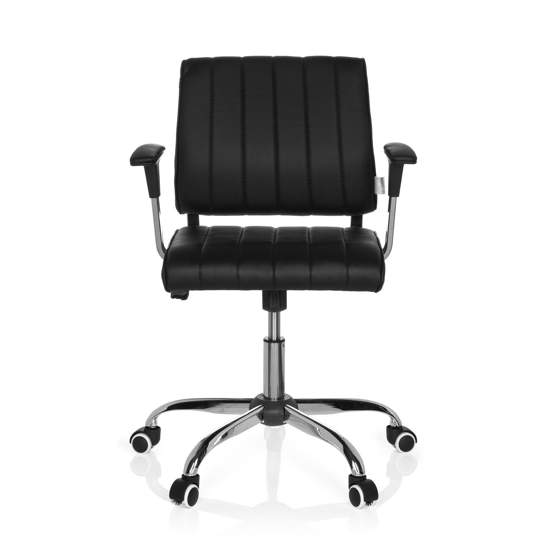 Silla de oficina retro fernando base de aluminio negra silla de oficina fernando gran - La silla de fernando ...