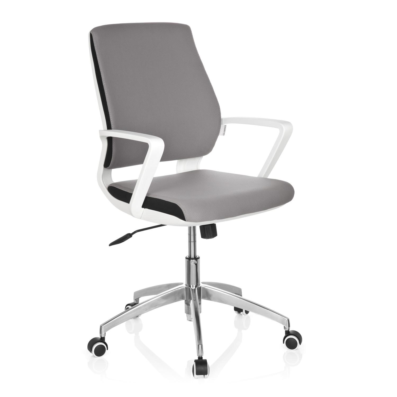 Silla de oficina elisa uso 8h base de aluminio gris silla de oficina elisa elegante dise o - Sillas de aluminio ...