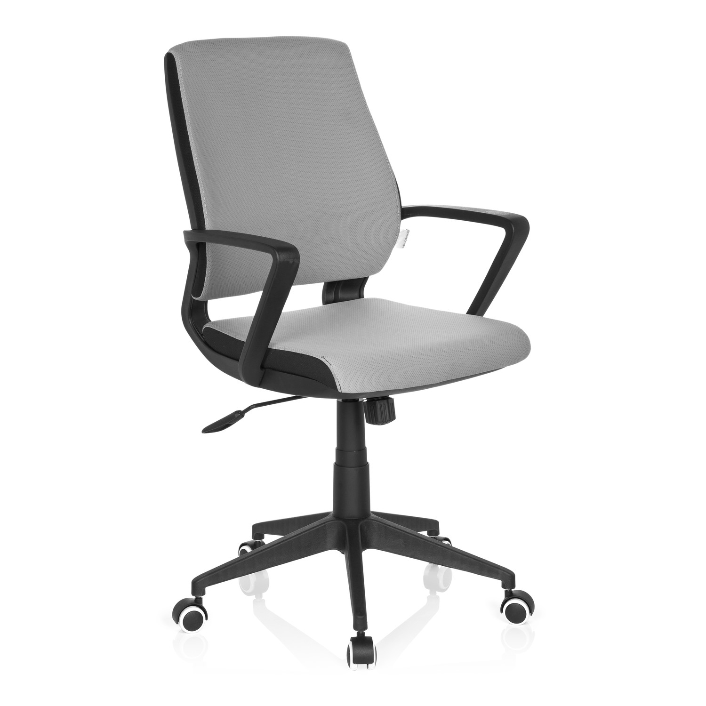 silla de oficina elisa uso 8h estructura negra gris