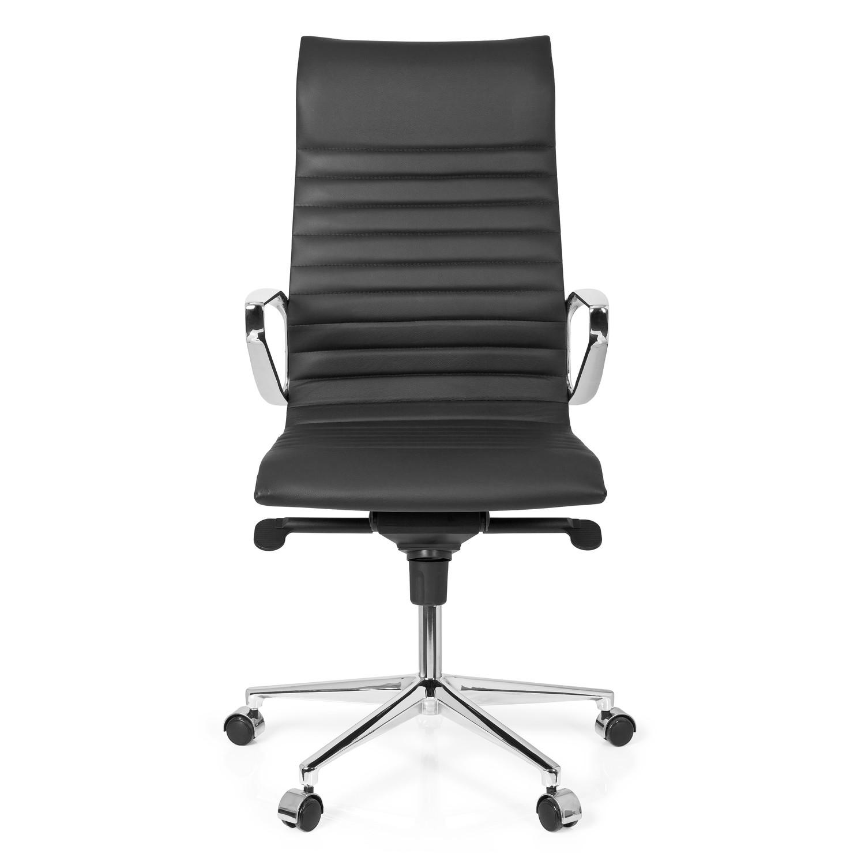 silla oficina despacho chicago cuidado dise o en piel