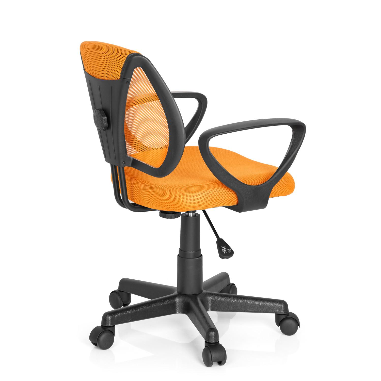 silla para ni os ergon mica polo dise o en naranja