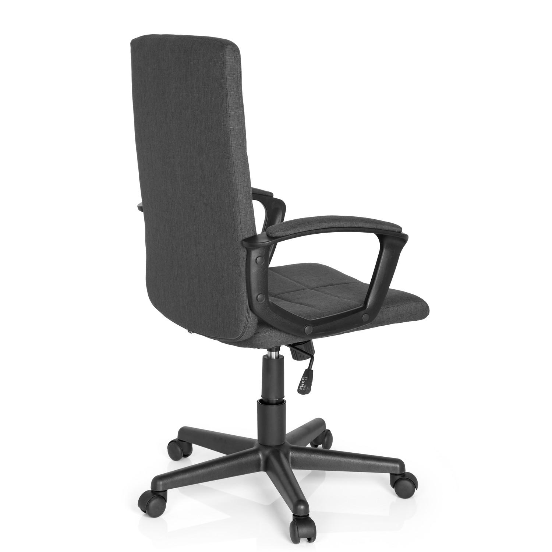 Silla de oficina urco elegante dise o en terla gris for Silla oficina diseno