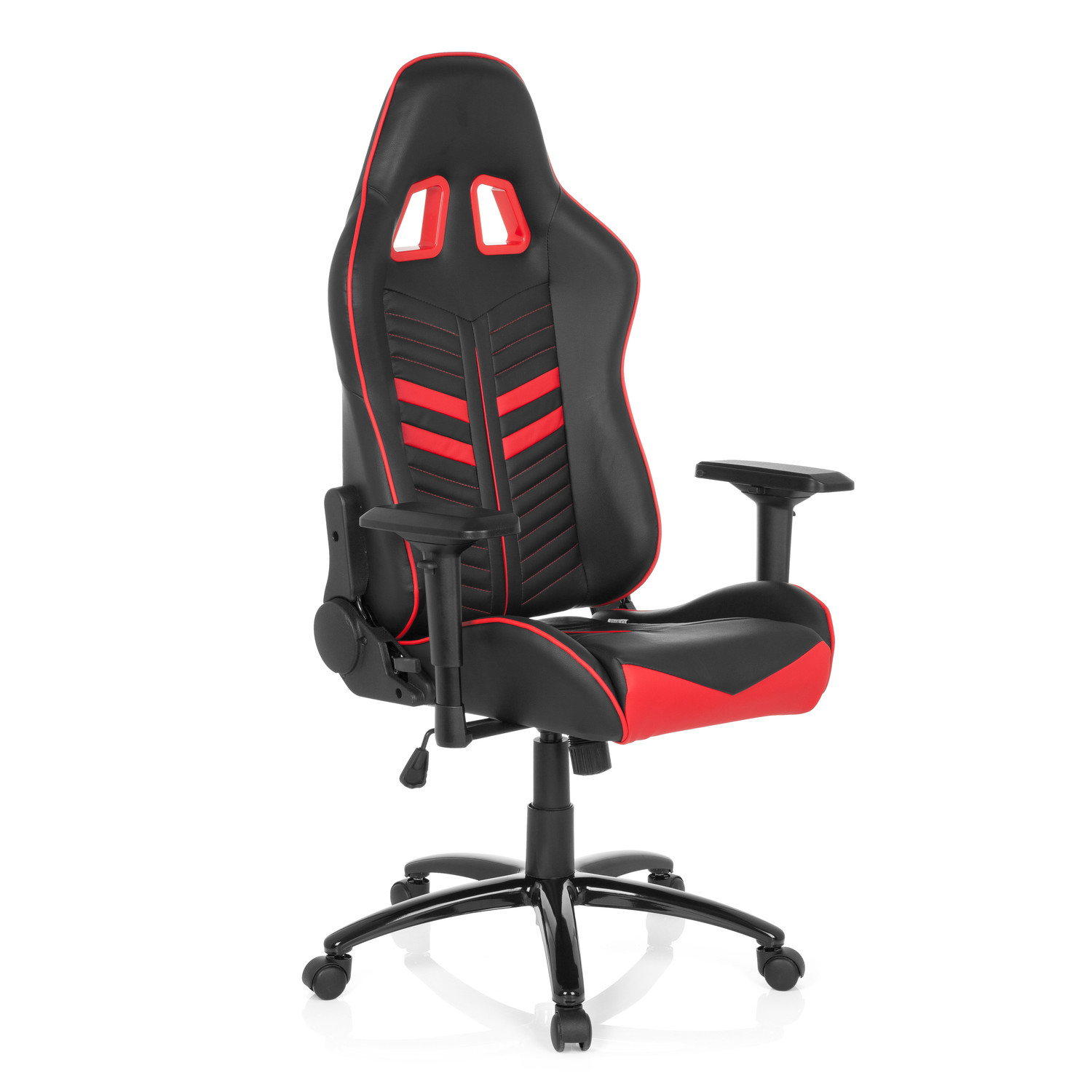 Silla gaming targa reclinable con cojines en negro y for Rebajas sillas gaming