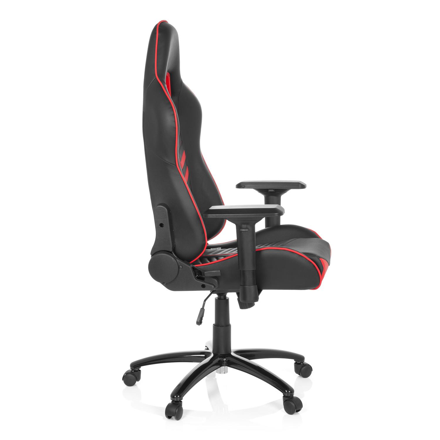 Silla gaming targa reclinable con cojines en negro y for Silla gaming con altavoces