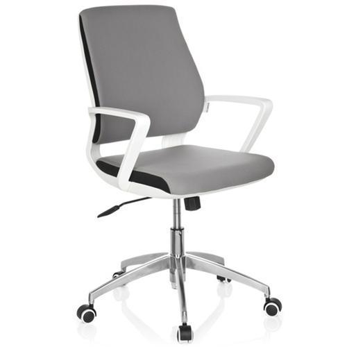 DiseñoBase ElisaElegante De AluminioUso HorasGris Silla Oficina Hasta 8 NP08wnOkX