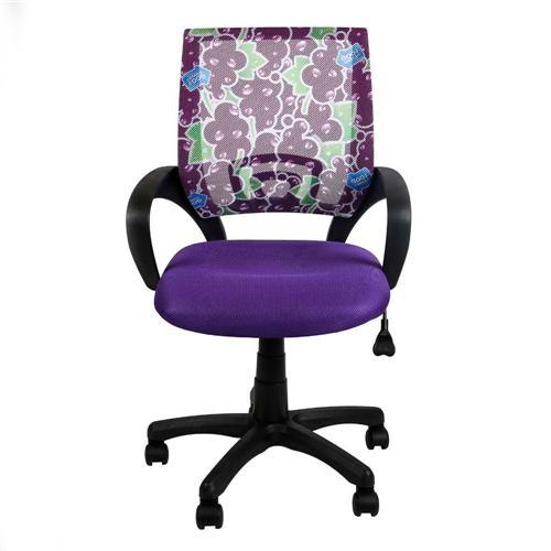 Silla de oficina visto junior dise o juvenil asiento for Sillas de escritorio juveniles baratas