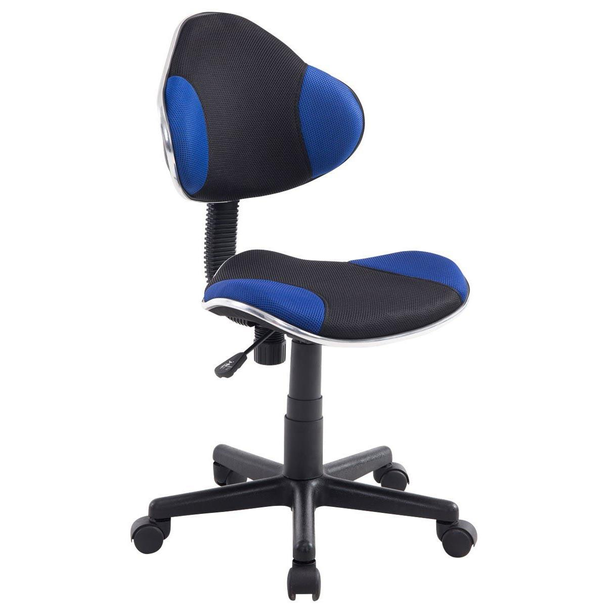 Silla escritorio juvenil baster en malla transpirable for Sillas escritorio juvenil