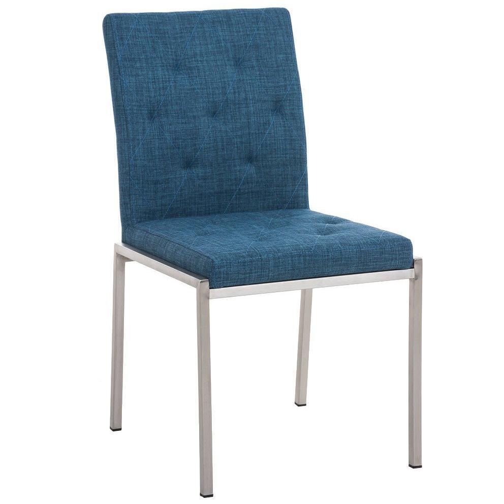 Silla de confidente gala tela bonito dise o robusta y - Tela para sillas ...