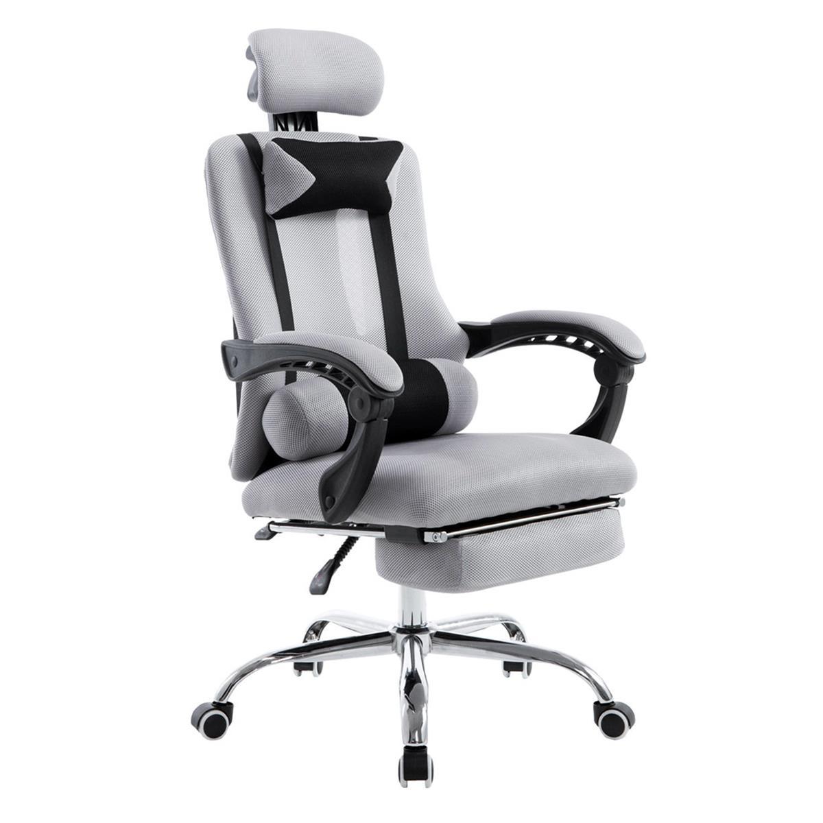 Silla de oficina antares reclinable en varias posiciones - Reposapies oficina ...