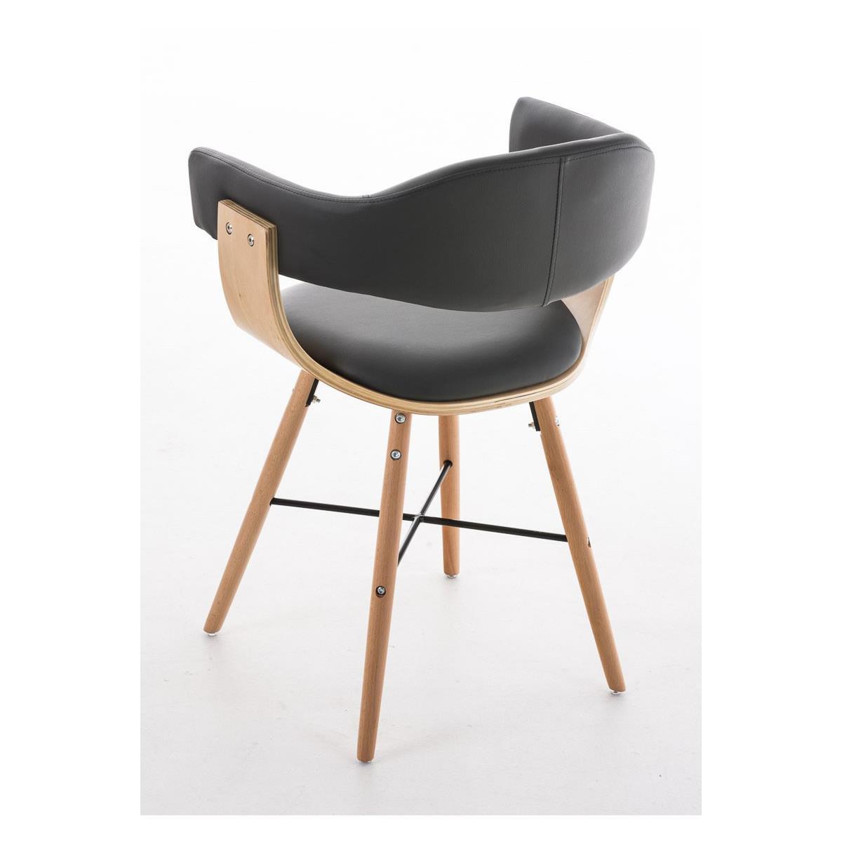Silla modelo barry gran dise o vanguardista en madera y for Disenos de sillas de madera